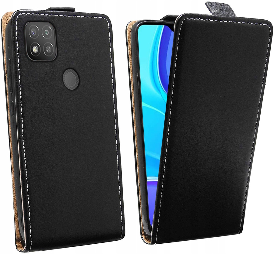 Etui do Xiaomi Redmi 9C Portfel Flexi Case + Szkło