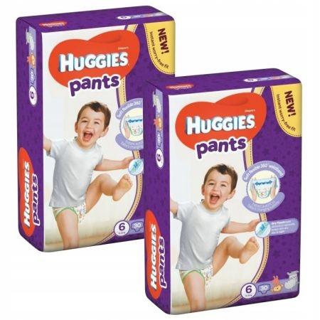 Купить Huggies Pieluchomajtki Jumbo 6 Uni ND High PANTS на Otpravka - цены и фото - доставка из Польши и стран Европы в Украину.