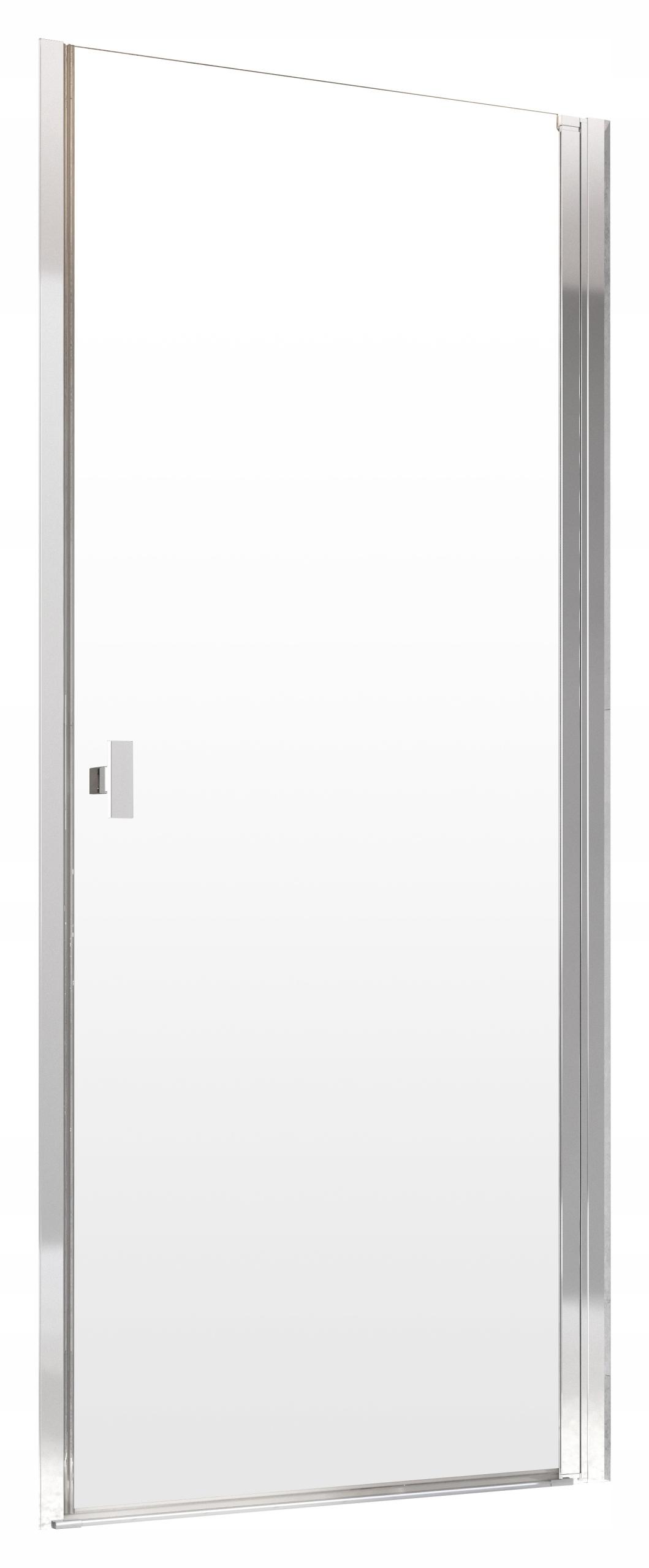 Dvere Nes 8 DWJ I 80x200 RADAWAY CHROME Pravé