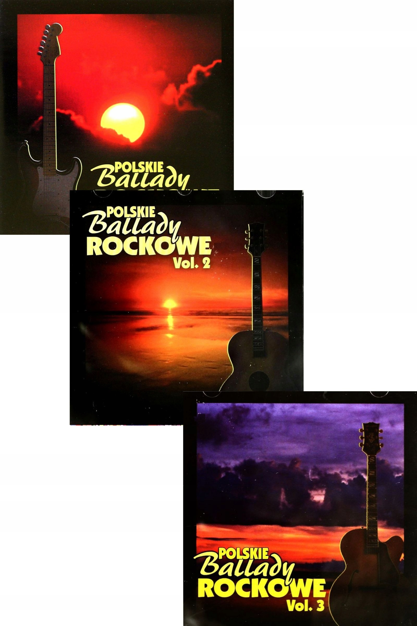Item POLISH ROCK BALLADS-CULT, THE MAIN DISADVANTAGE IS NOT, TSA (3CD)