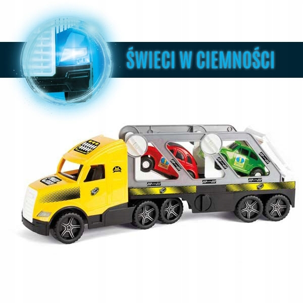 Magic Truck - Retro Cars - LAWETA WADER 36230
