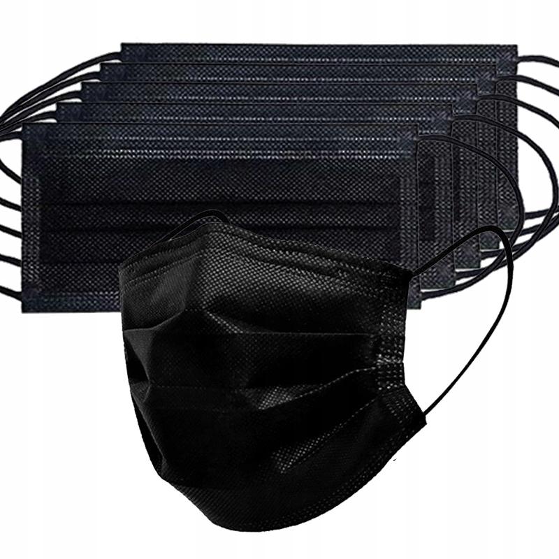 50 штук дышащий защитная маска с фильтром