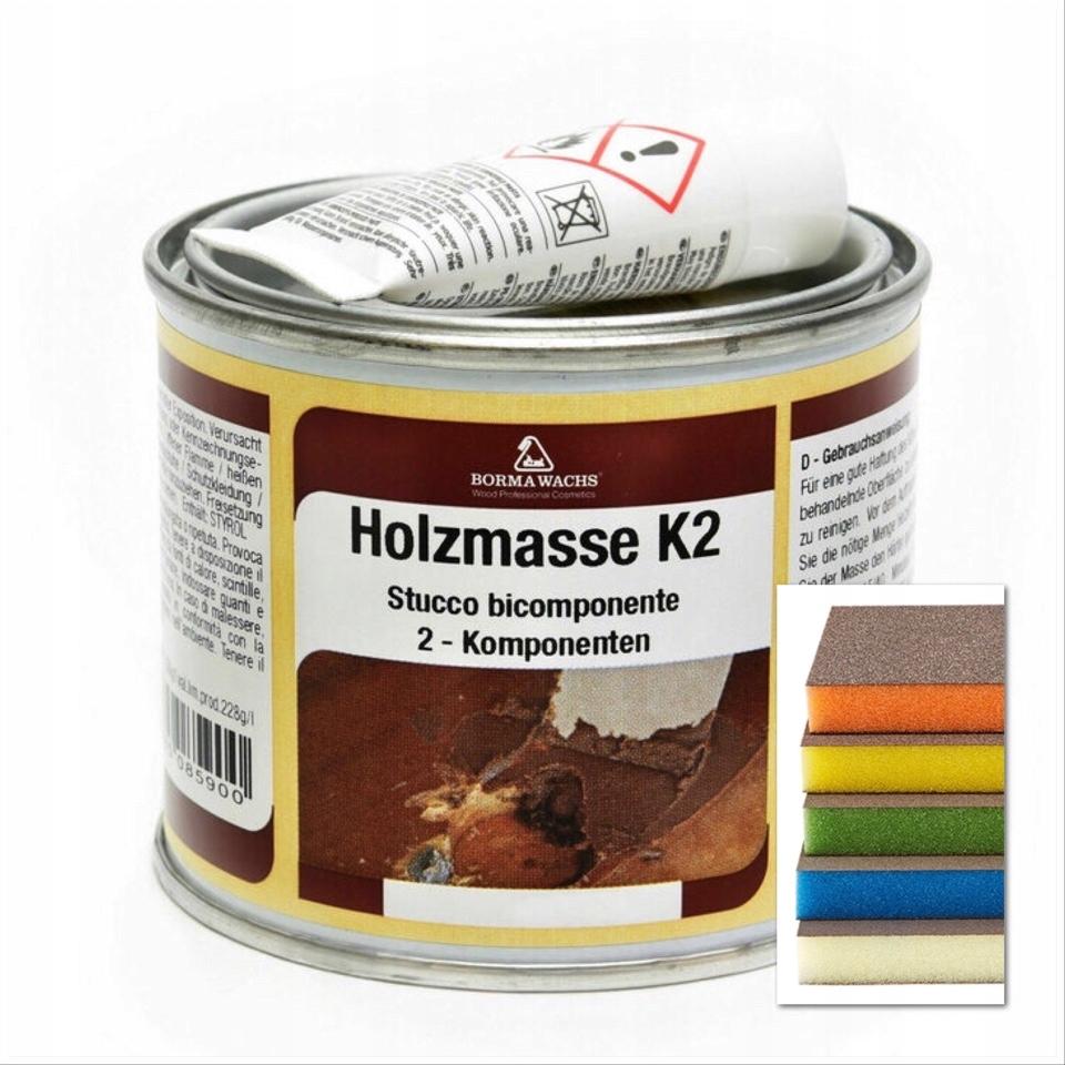 Шпаклевка для дерева / Holzmasse K2 / CHERRY 30