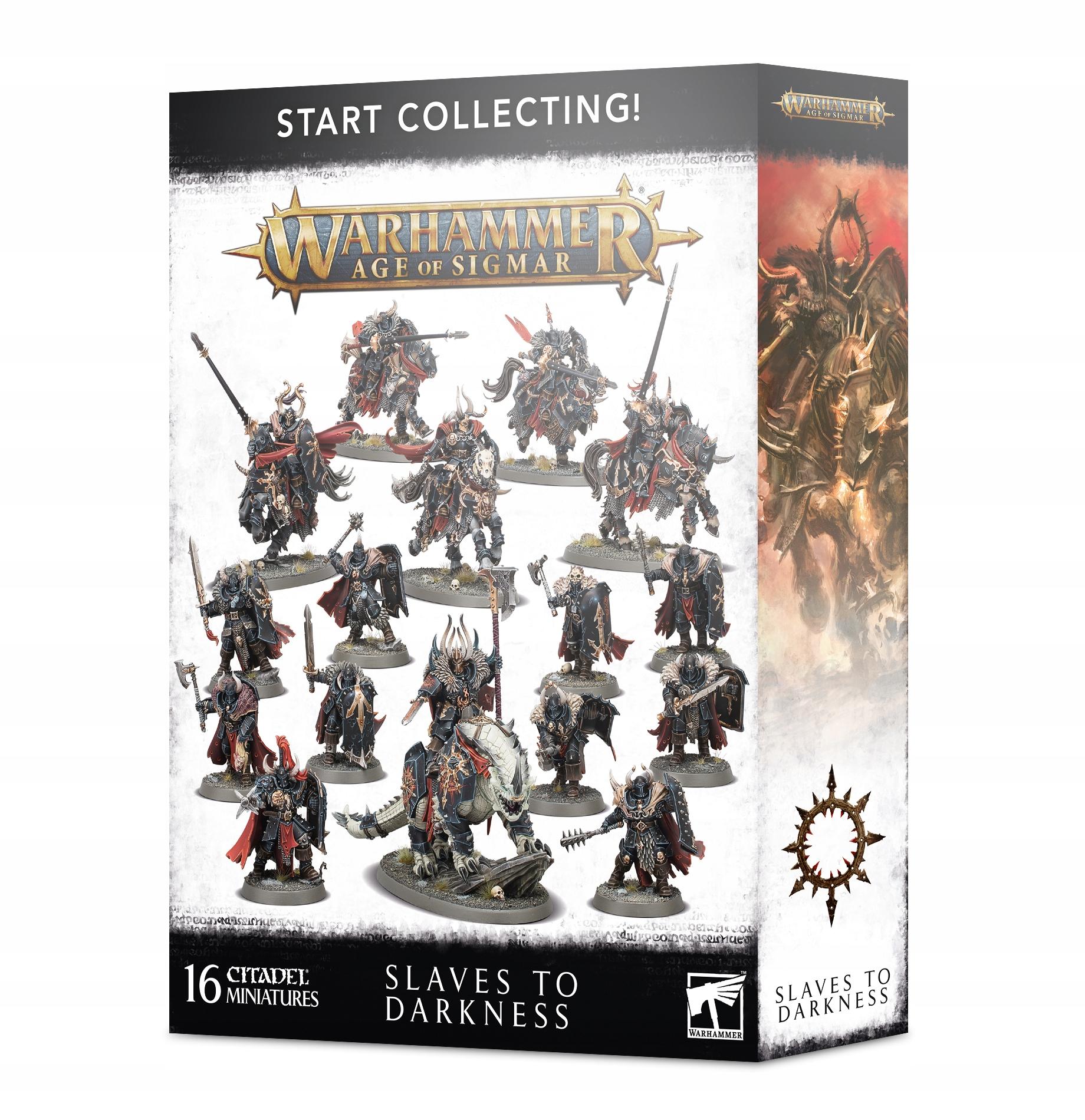 Začnite zbierku! Strieky na tmu   Warhammer