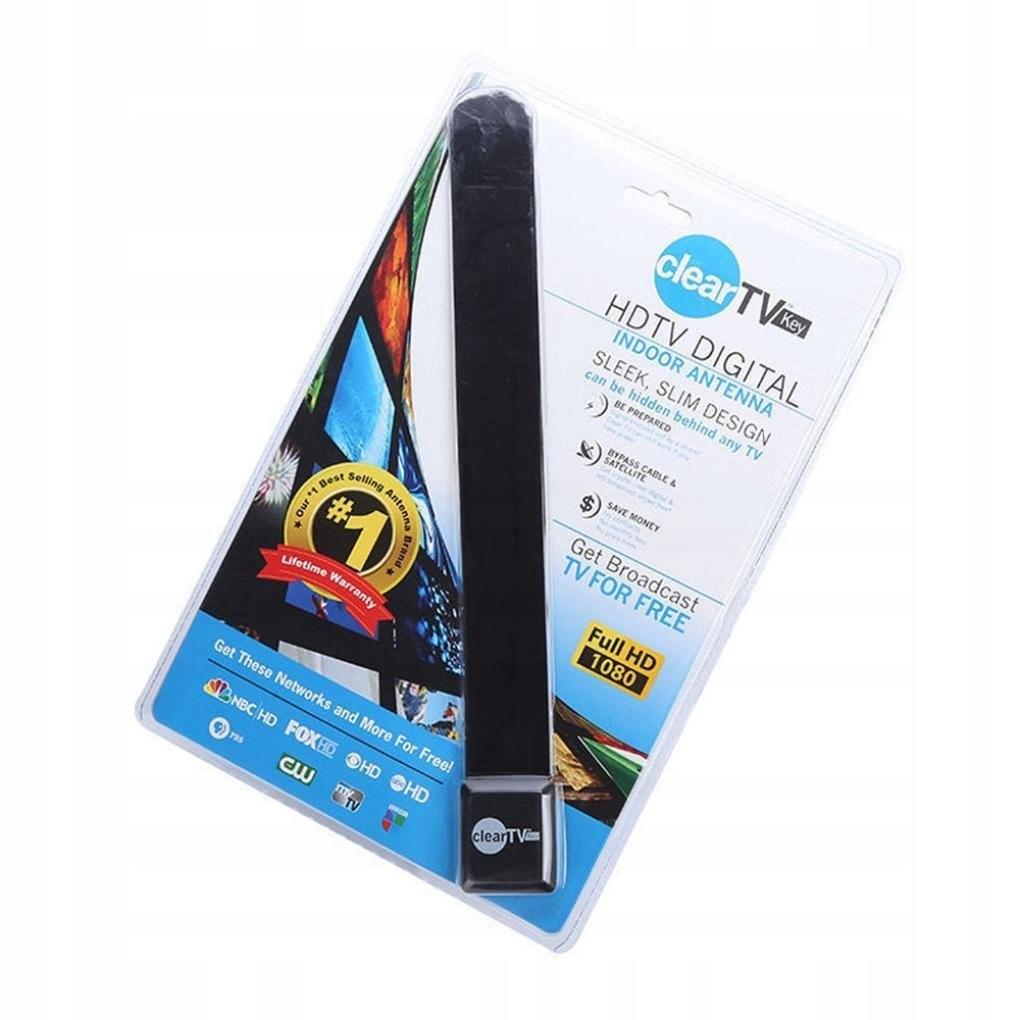 Antena Tv Mini Telewizyjna Pokojowa Wewnetrzna 9836955586 Sklep Internetowy Agd Rtv Telefony Laptopy Allegro Pl