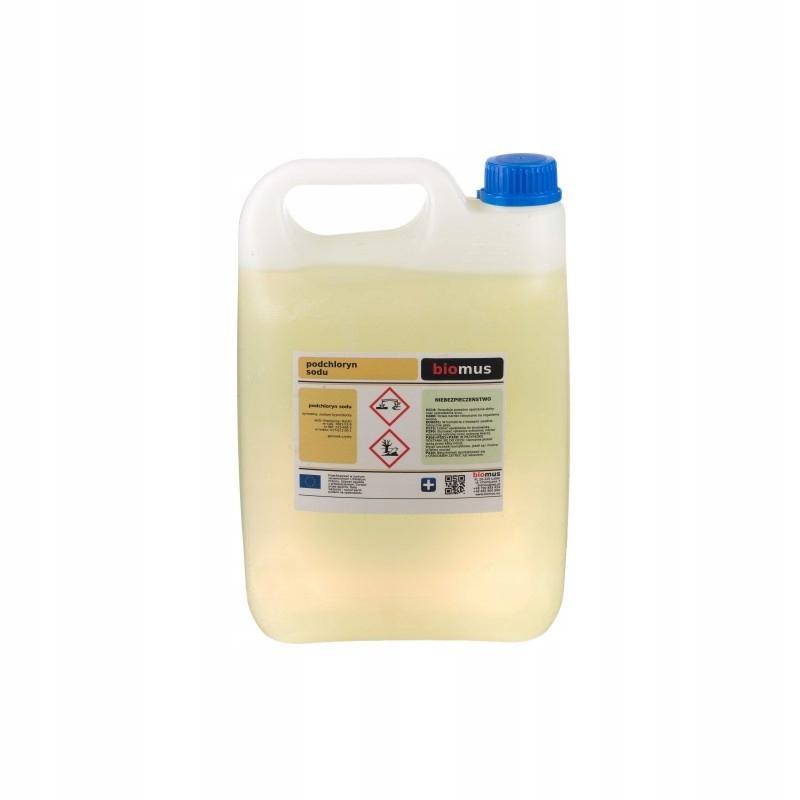 Гипохлорит натрия 5 л