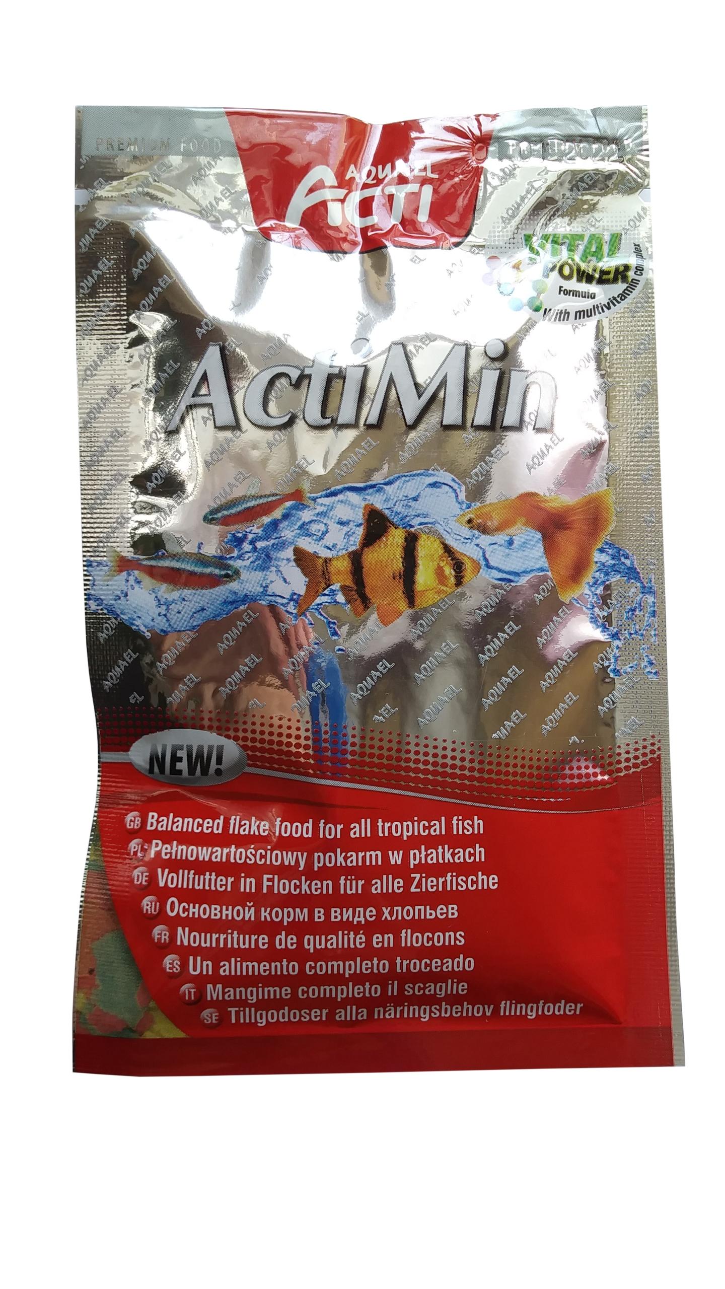 AQUAEL ActiMin wieloskładnikowy pokarm premium