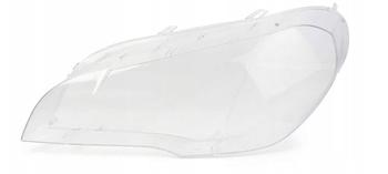 левый плафон стекло к фары bmw x5e70