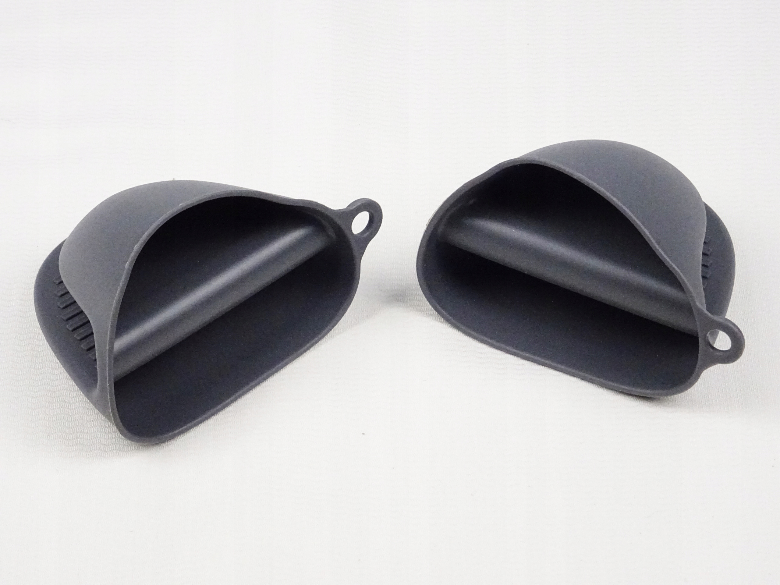 Силиконовые кухонные перчатки захват лапка 2шт линия силиконовые лапки