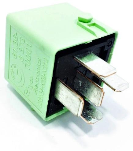 bmw светло-зеленый реле двигателя dde k2085