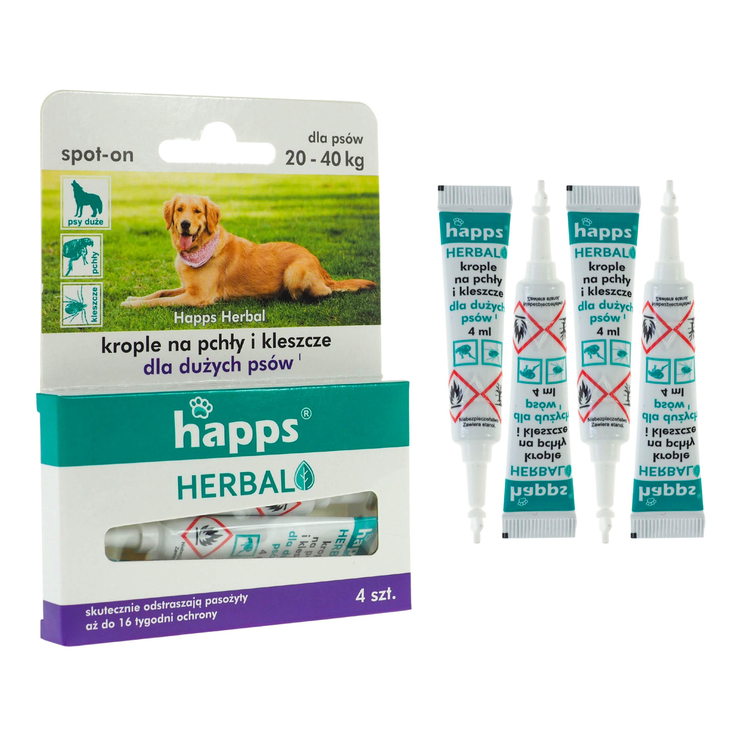 Блошиные клещи для собак до 20-40 кг