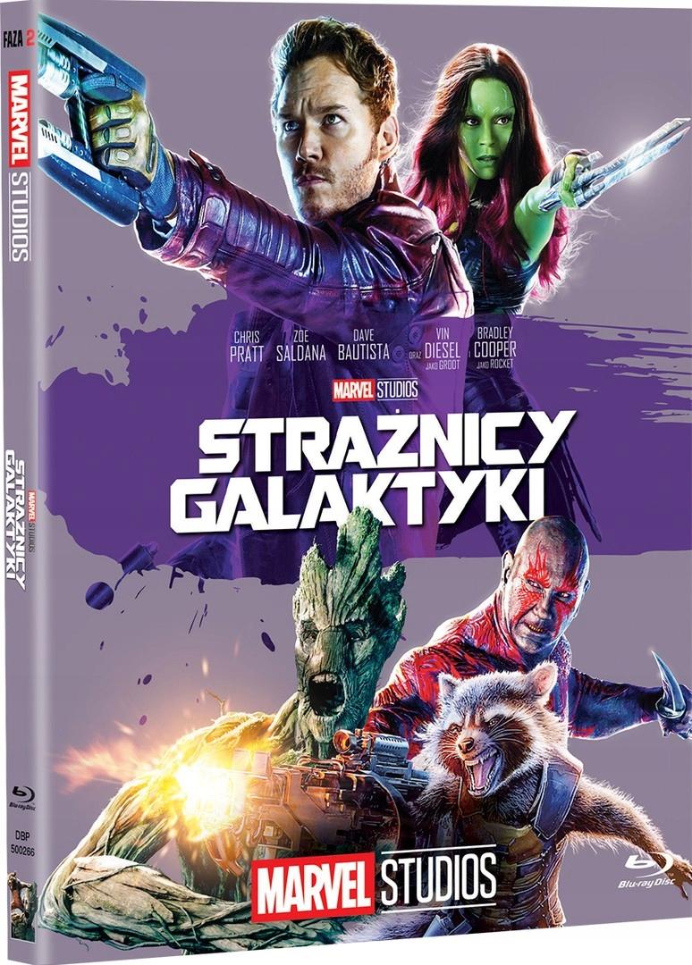 Item Guardians of the Galaxy [Blu-ray]
