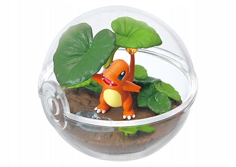 Re-Ment Pokemon Terrarium Collection 3 All 6 Kind