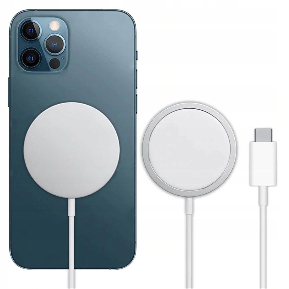 Szybka Ładowarka MagSafe iPhone 12 12 Pro Max Mini Długość przewodu 1 m