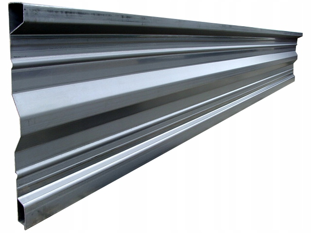 борта прицепа выс 50 см гр 2 мм узор pronar