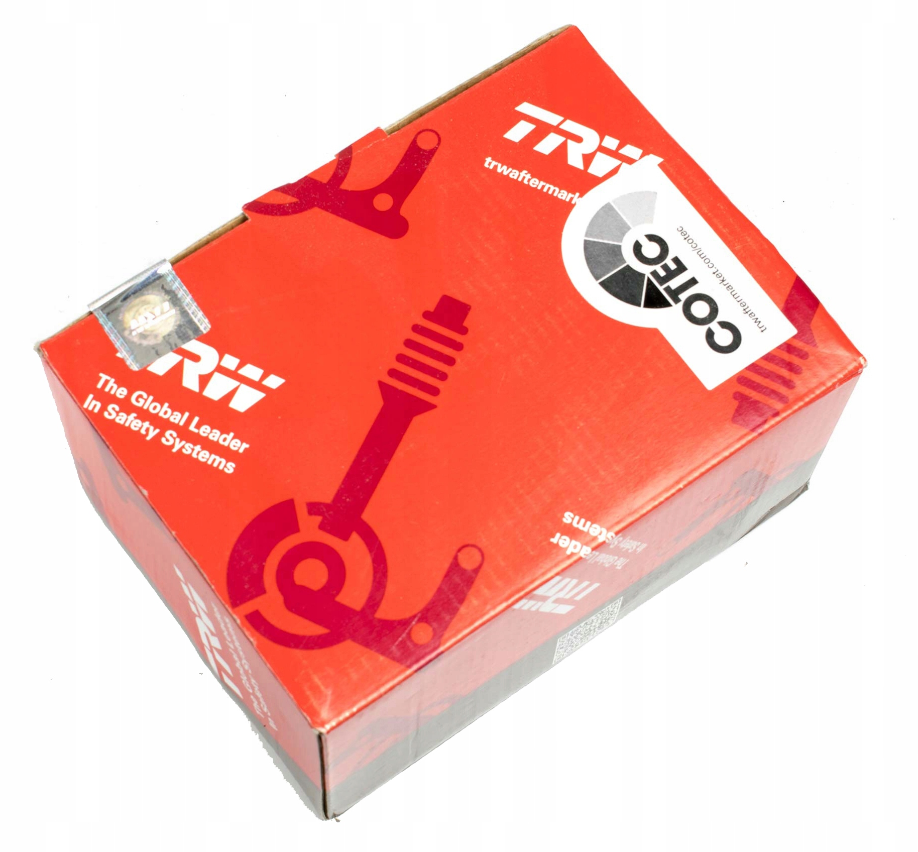 колодки trw gdb2086