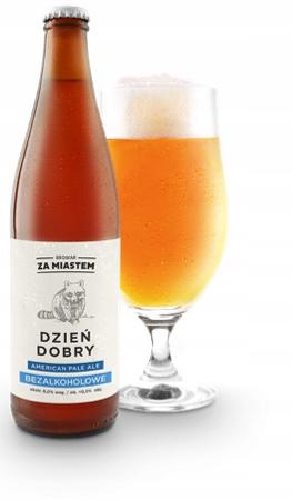Пиво Dzień Dobry (бесплатный APA), пивоварня Za Miastem