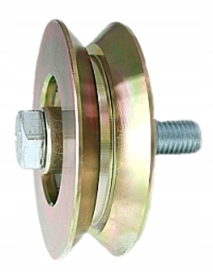 Roll Roller na oceľové kábel Posilňovňa Atlas 89 mm