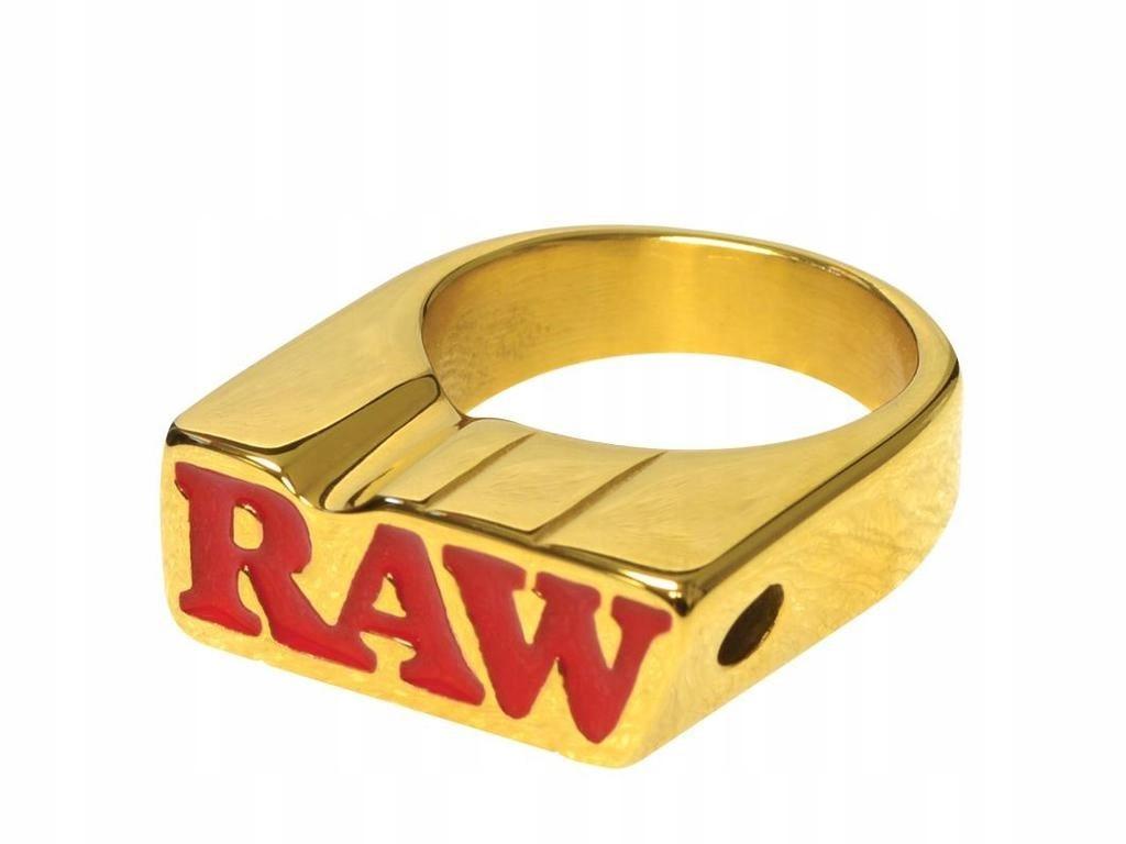 RAW SMOKERS RING кольцо для курильщика общее s.9