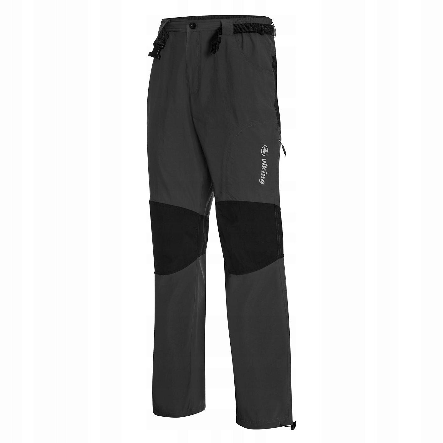 Spodnie męskie turystyczne Viking Globtroter L