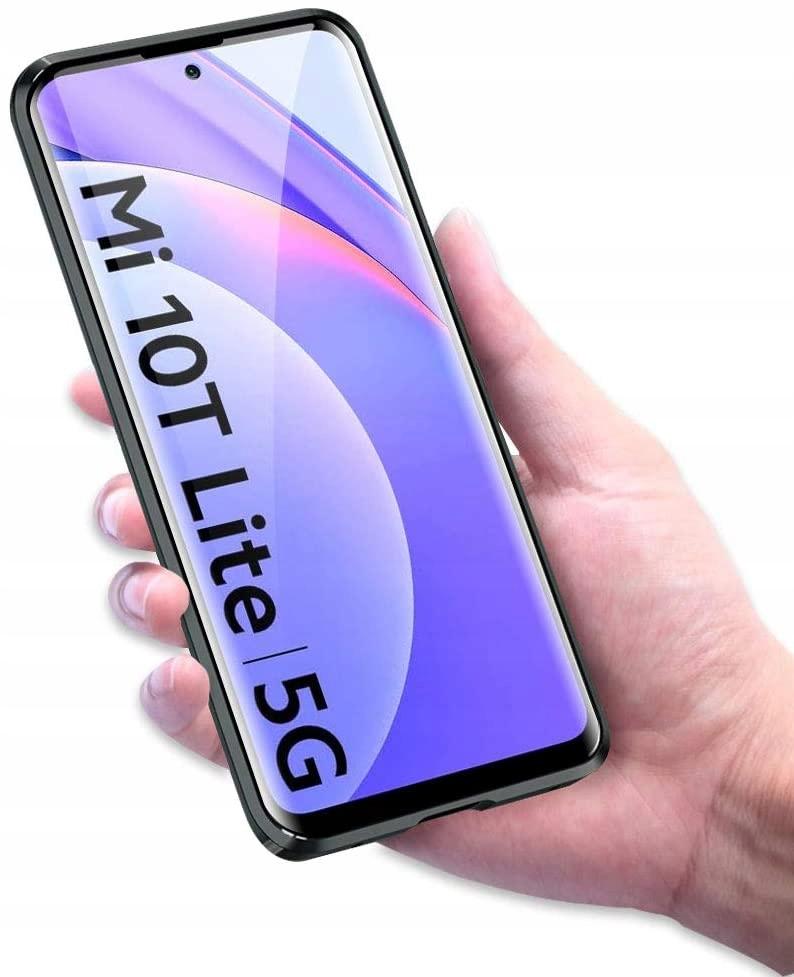 Etui Magnetyczne 360° do Xiaomi Mi 10T Lite 5G Dedykowany model Xiaomi Mi 10T Lite 5G