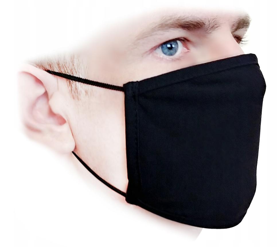 Maska na twarz Maseczka bawełniana maseczki maski