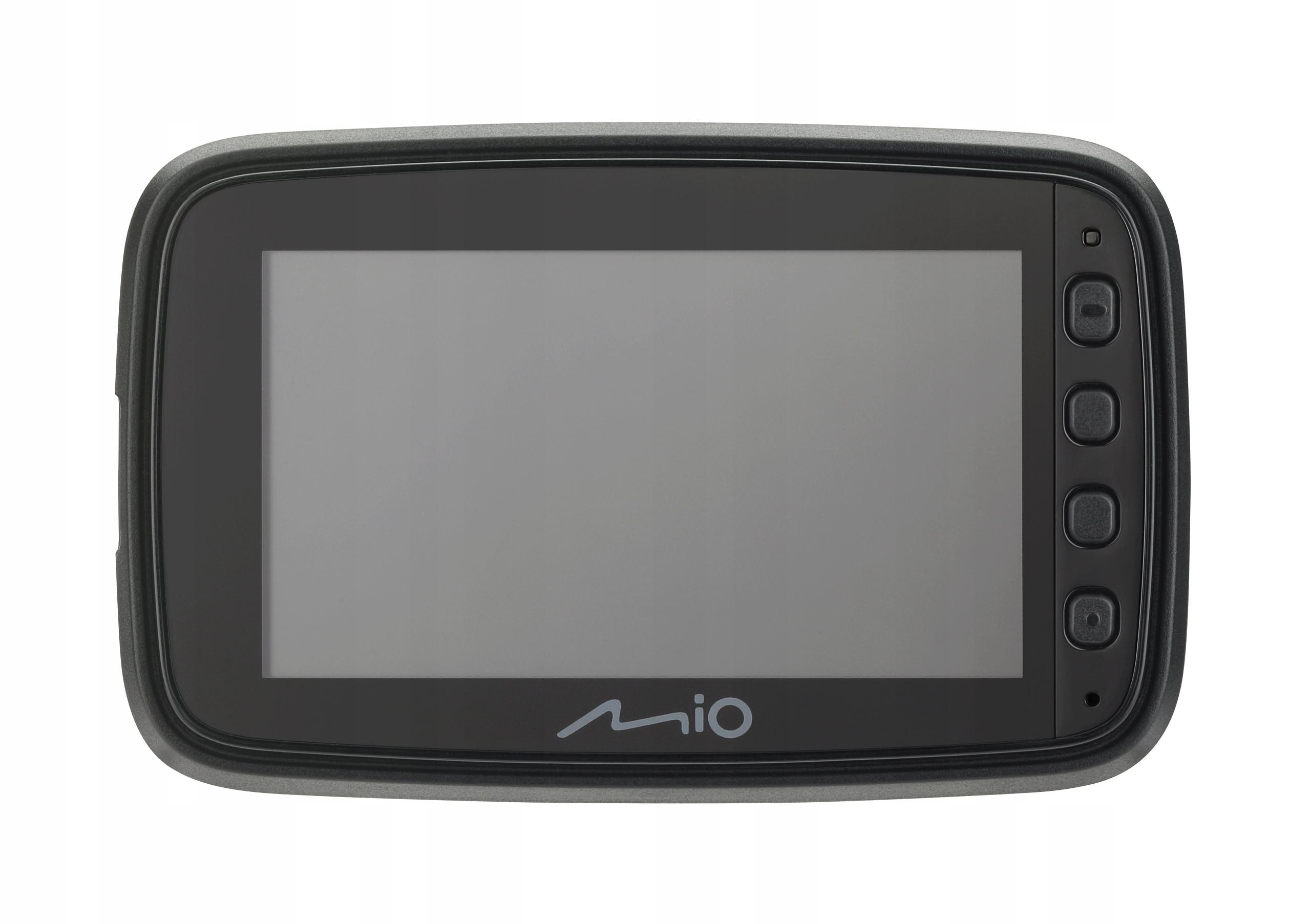 MIO MiVue 818 KAMERA GPS, Wifi, BLUETOOTH, 60kl/s Kąt widzenia 140°