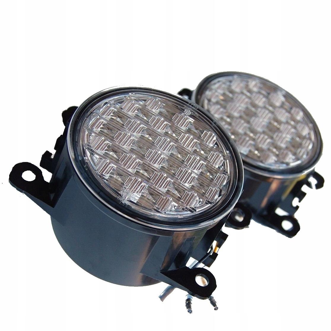 DRL Halogen LED do jazdy dziennej ponad 100 modeli 10