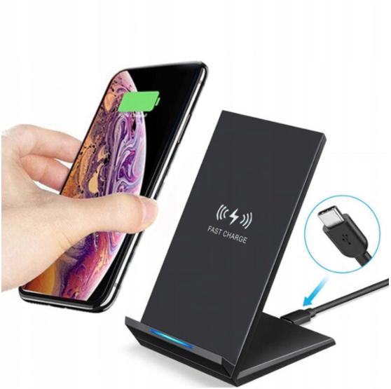 Ładowarka indukcyjna Samsung Galaxy S9 S10 S20 15W
