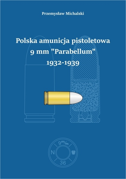 Polska amunicja pistoletowa 9mm Para 1932-1939