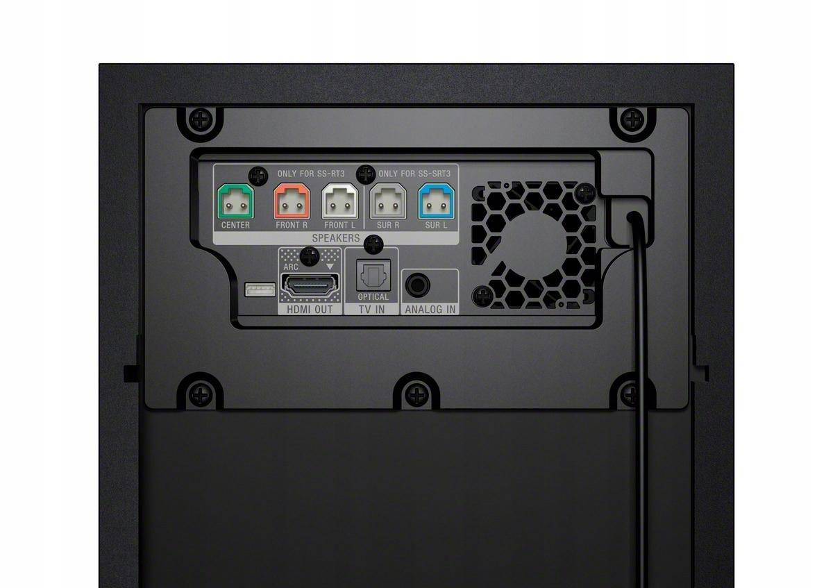 Звукова система SONY HT-RT4 Soundbar 5.1