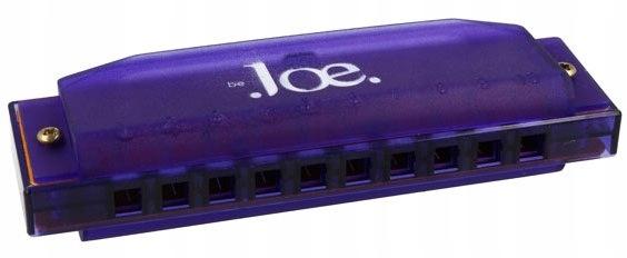 Byť Joe Harmonica orálna fialová tonacja c