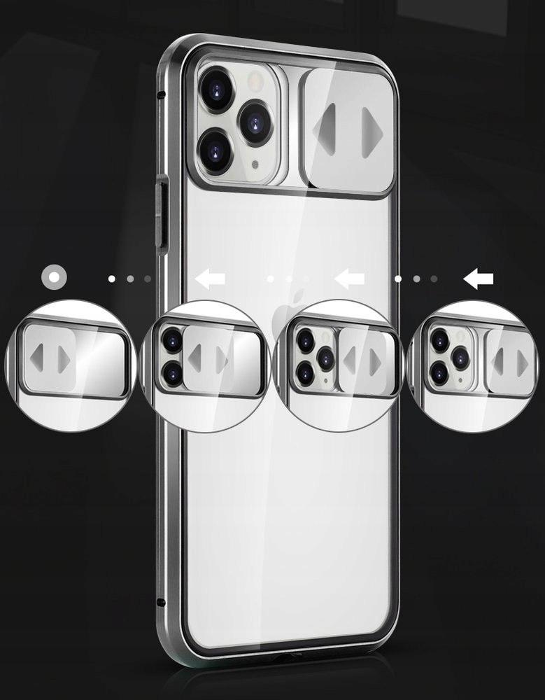Etui Magnetyczne z Osłoną Aparatu do iPhone 11 Pro Kod producenta Etui Magnetyczne z Osłoną Aparatu do iPhone 11 Pro