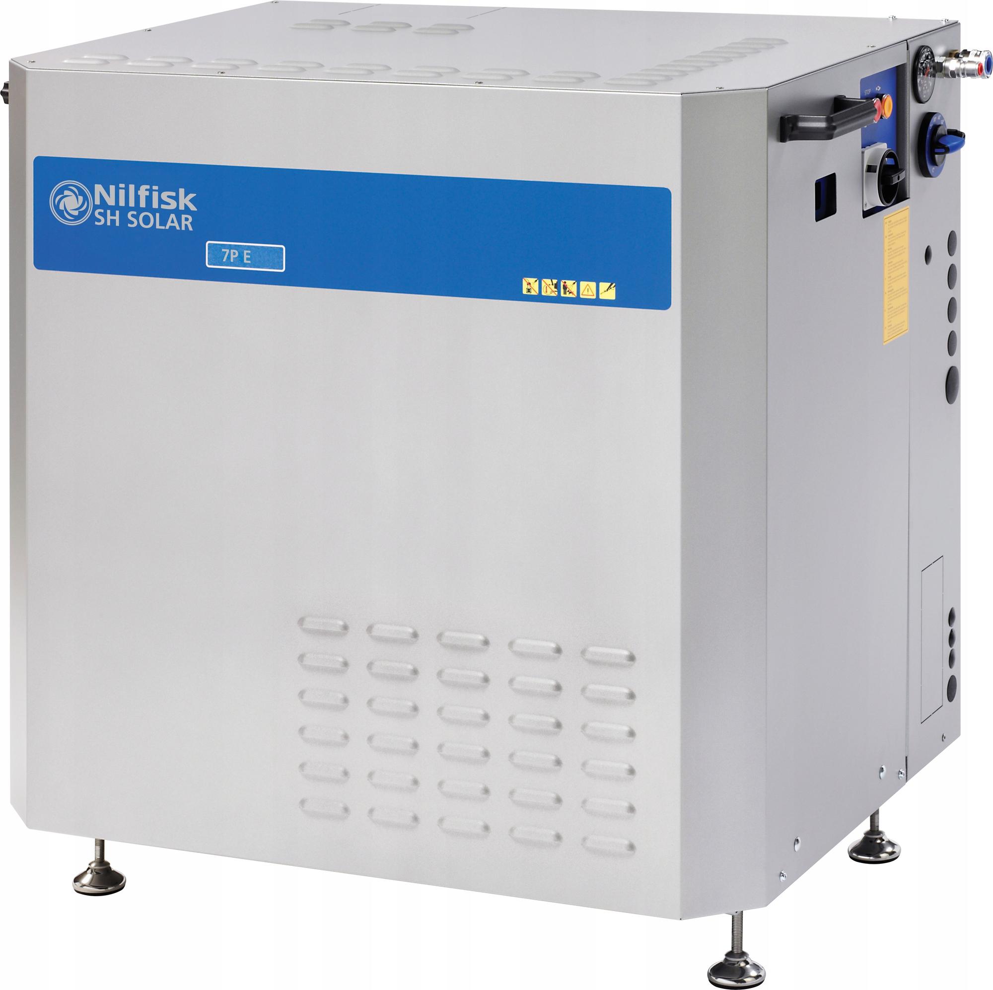 Моечная машина высокого давления стационарная gorącowodna Nilfisk