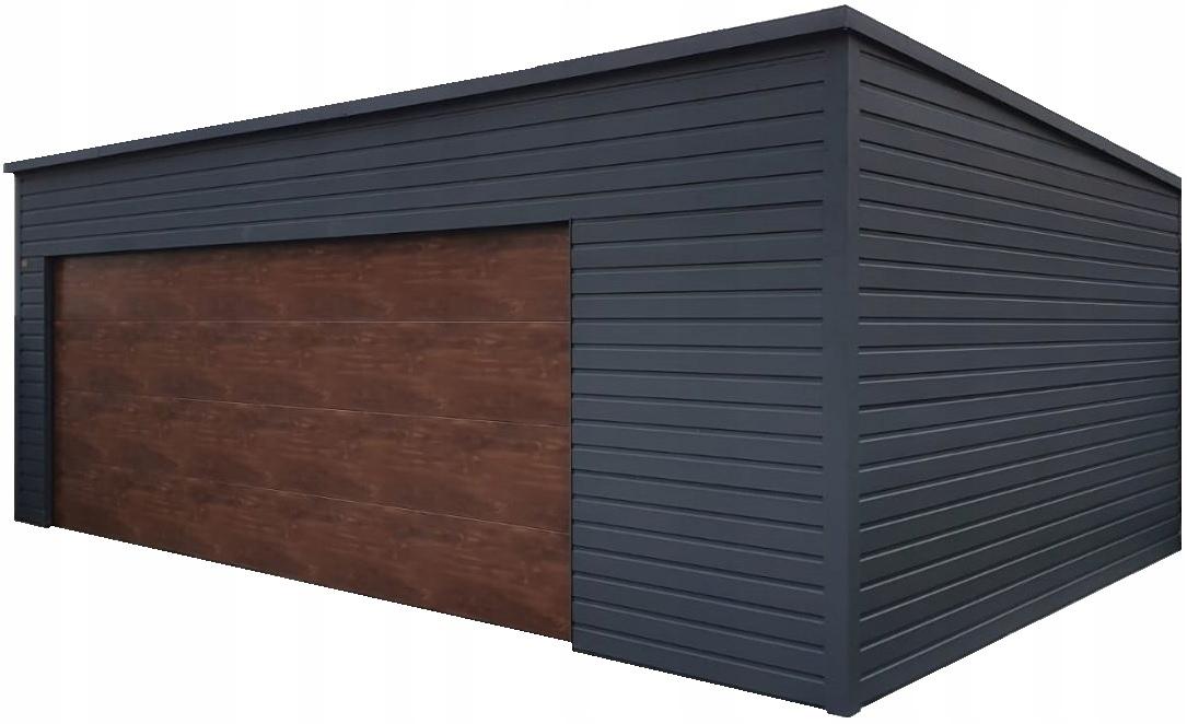 Tin Garage Blaszak Tin Garages Сарай 6x5