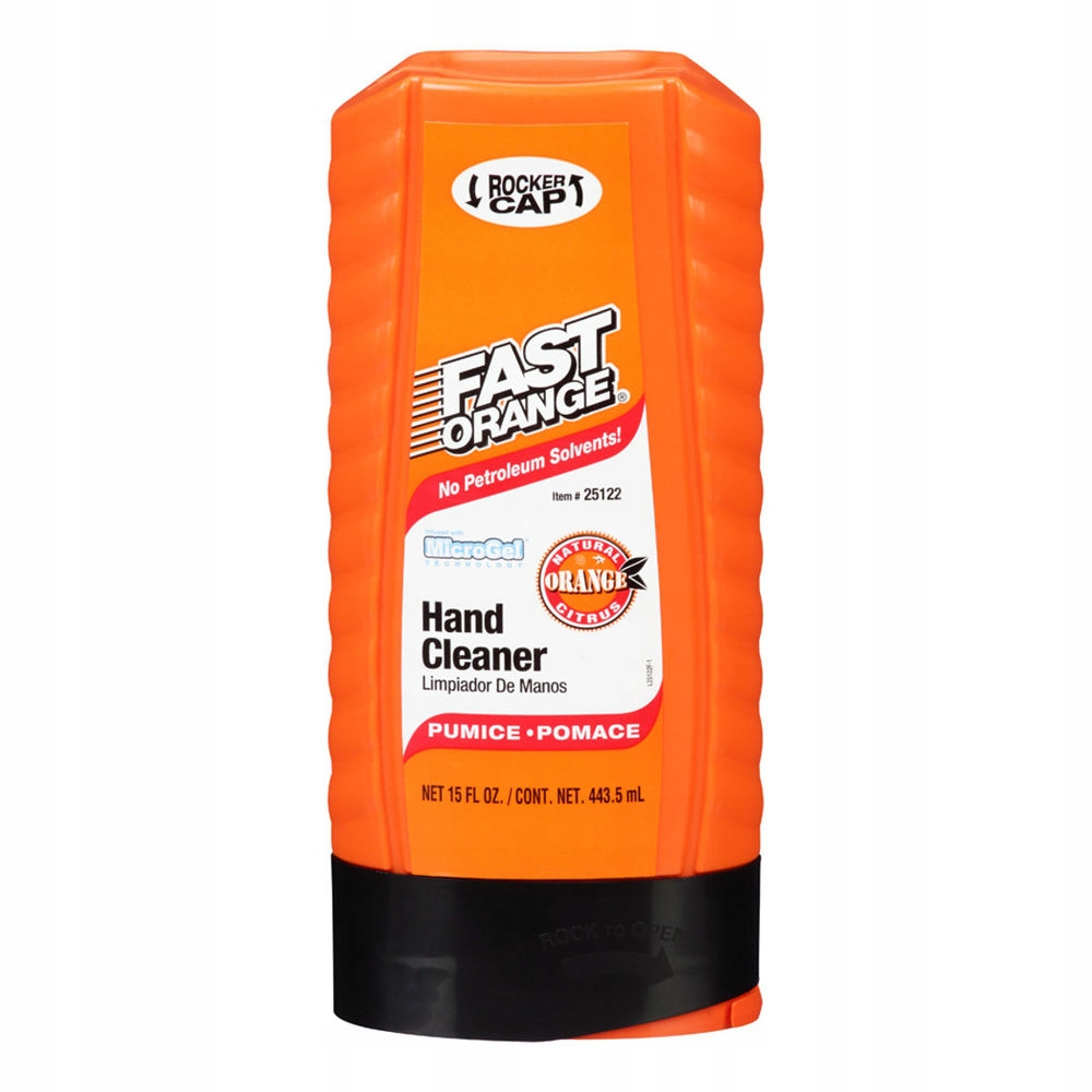 PERMATEX FAST ORANGE OHS PASTE FOR WASHING HAND 443мл.