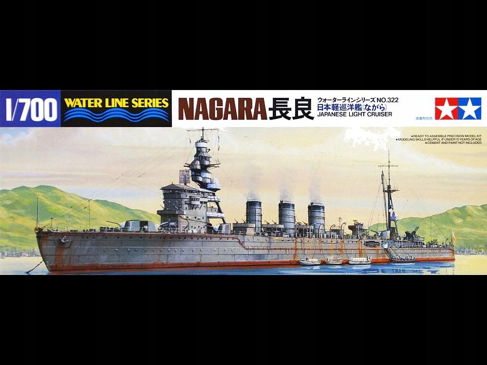 Купить 1/700 Модель Lt. Крейсер Nagara Tamiya 31322 на Otpravka - цены и фото - доставка из Польши и стран Европы в Украину.