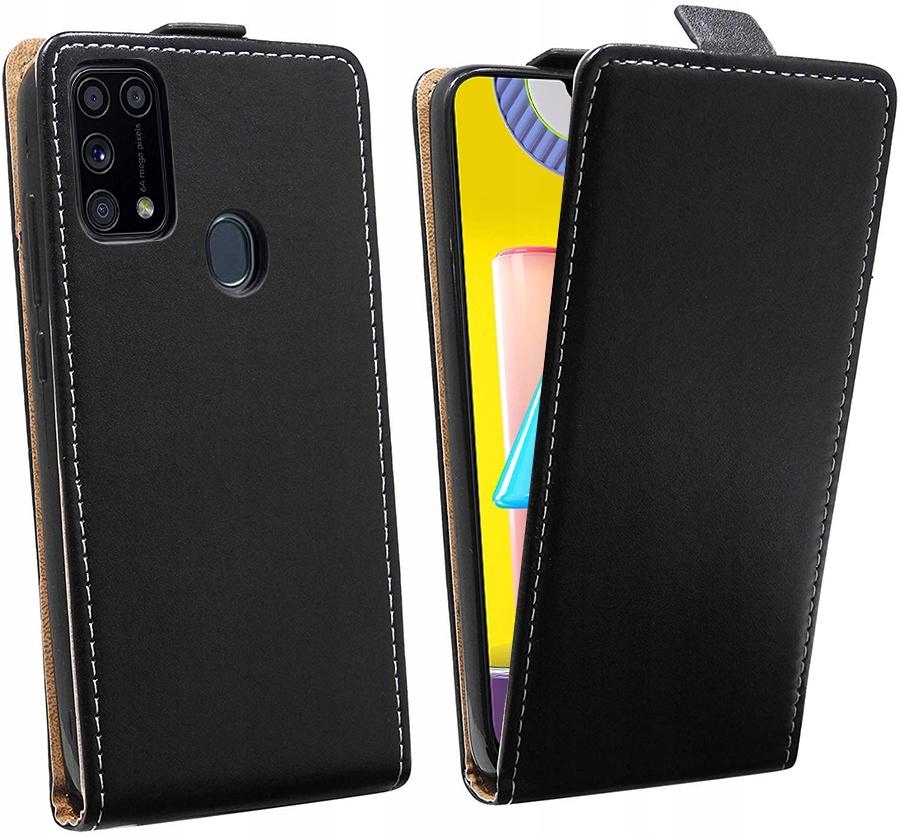 Etui do Samsung Galaxy M31 Flexi Case + Szkło