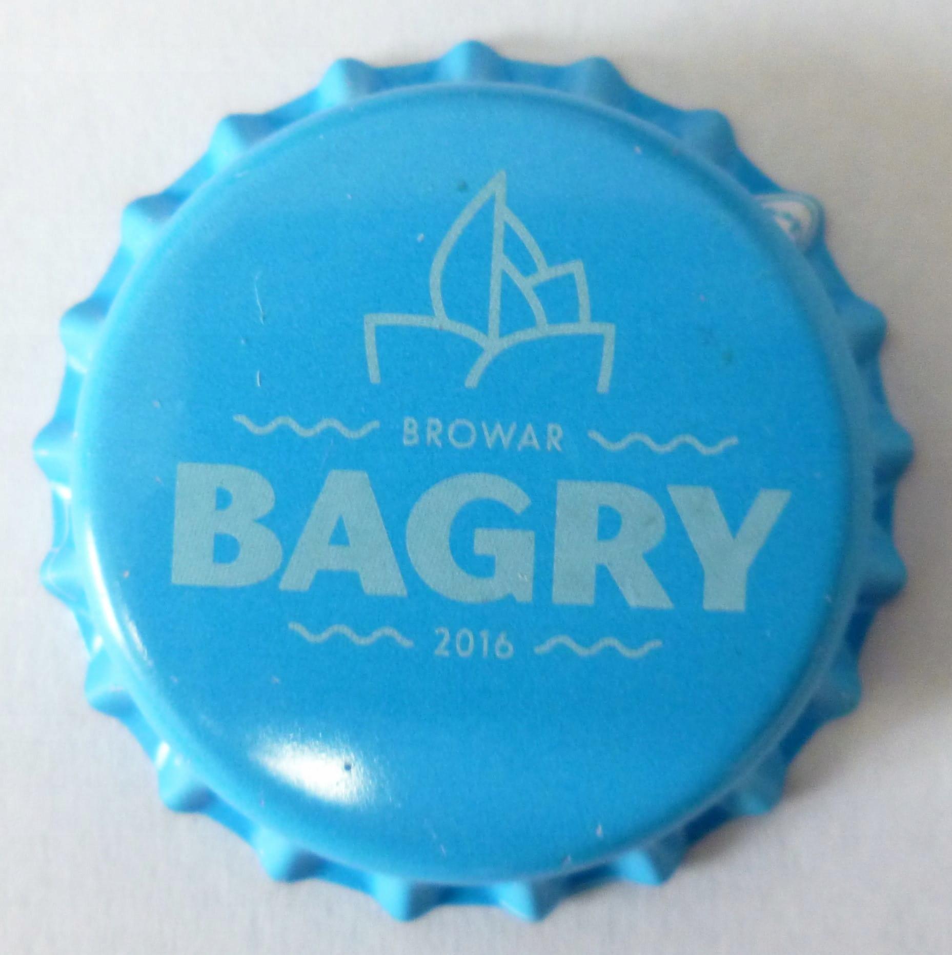 Bagry 3 Cap (BLUE)