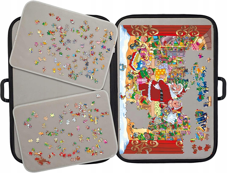 Deluxe 1000 podložka / nádoba na puzzle