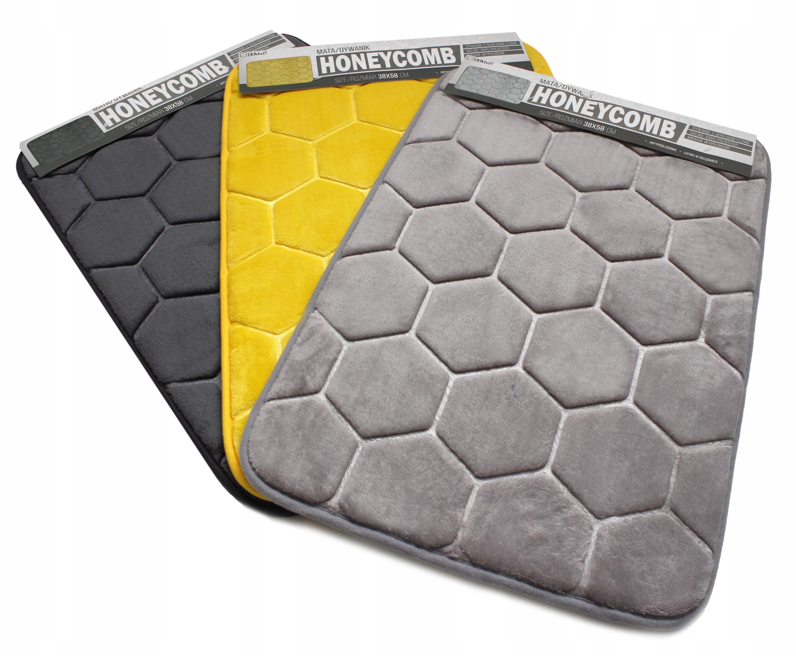 dywan Dywanik shaggy miękki łazienkowy 40x60 wzory