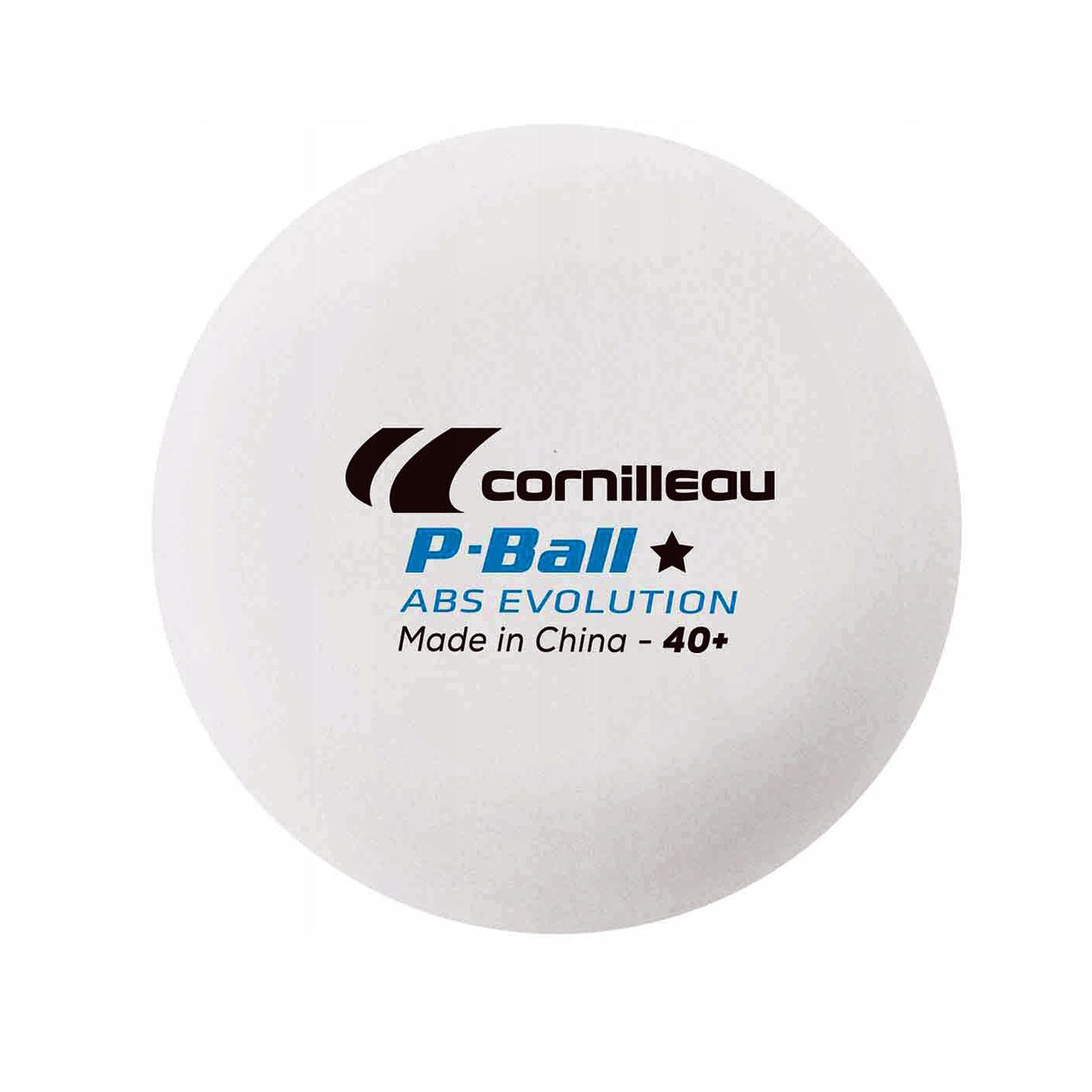 Купить CORNILLEAU шарика PBALL ABS ЭВОЛЮЦИЯ 1-ГЕЛЬ на Eurozakup - цены и фото - доставка из Польши и стран Европы в Украину.
