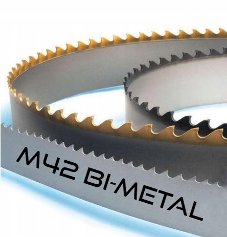 piła taśmowa M42 20x0,9x2360 do cięcia metalu
