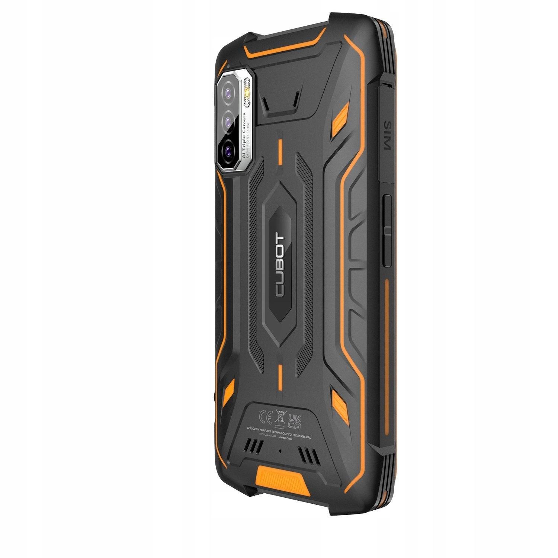 CUBOT KING KONG 5 PRO 2 4/64GB NFC LTE PANCERNY Typ Smartfon