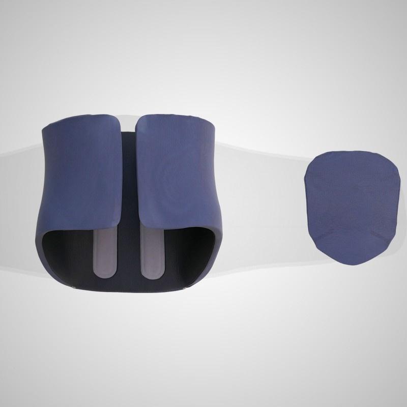 GORSET WYSOKI PAS LUMBACK INFINITY LS402 EMO S Waga produktu z opakowaniem jednostkowym 0.15 kg