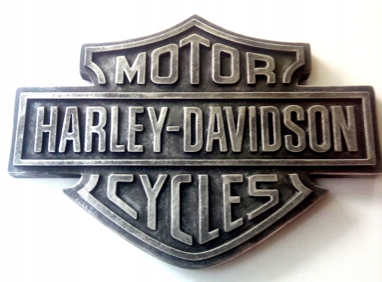 Logo Harley Davidson, retro tabuľa, ako darček !!