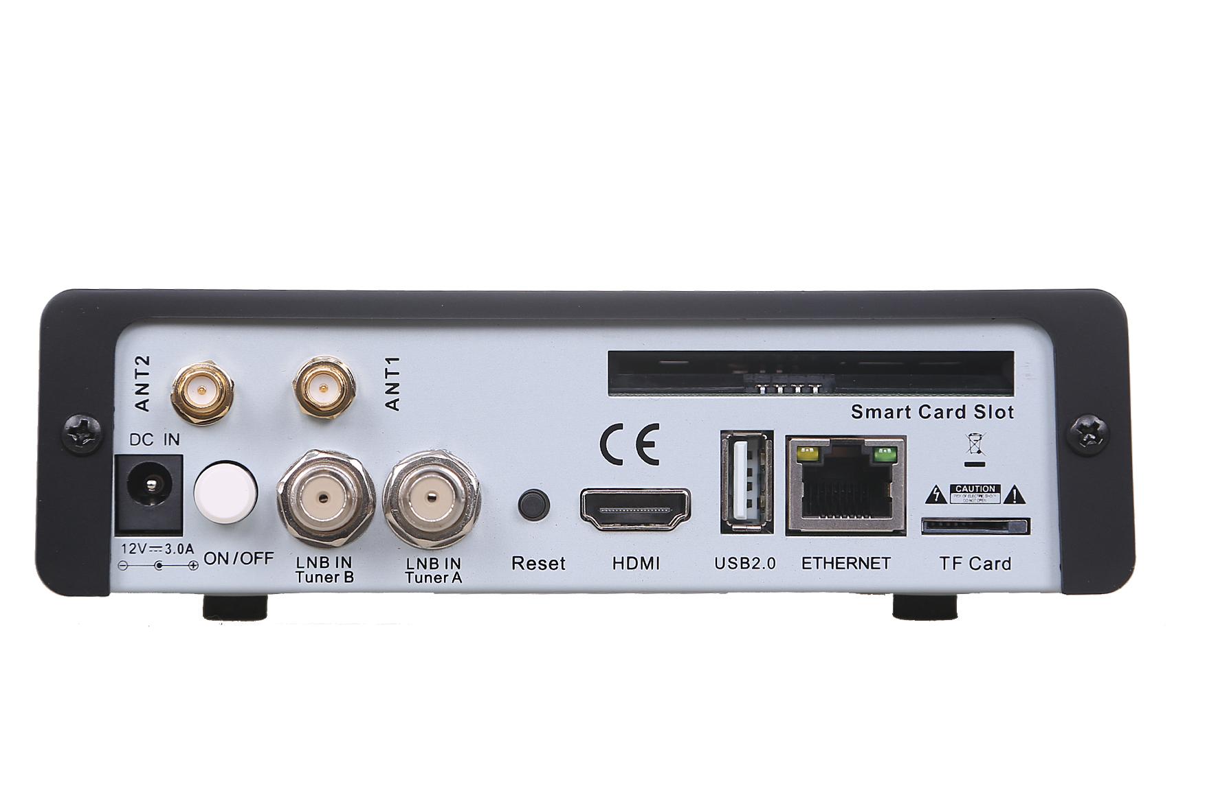 ZGEMMA H9.2S 4K ENIGMA2 Cccam Iptv Oscam Model H9.2S