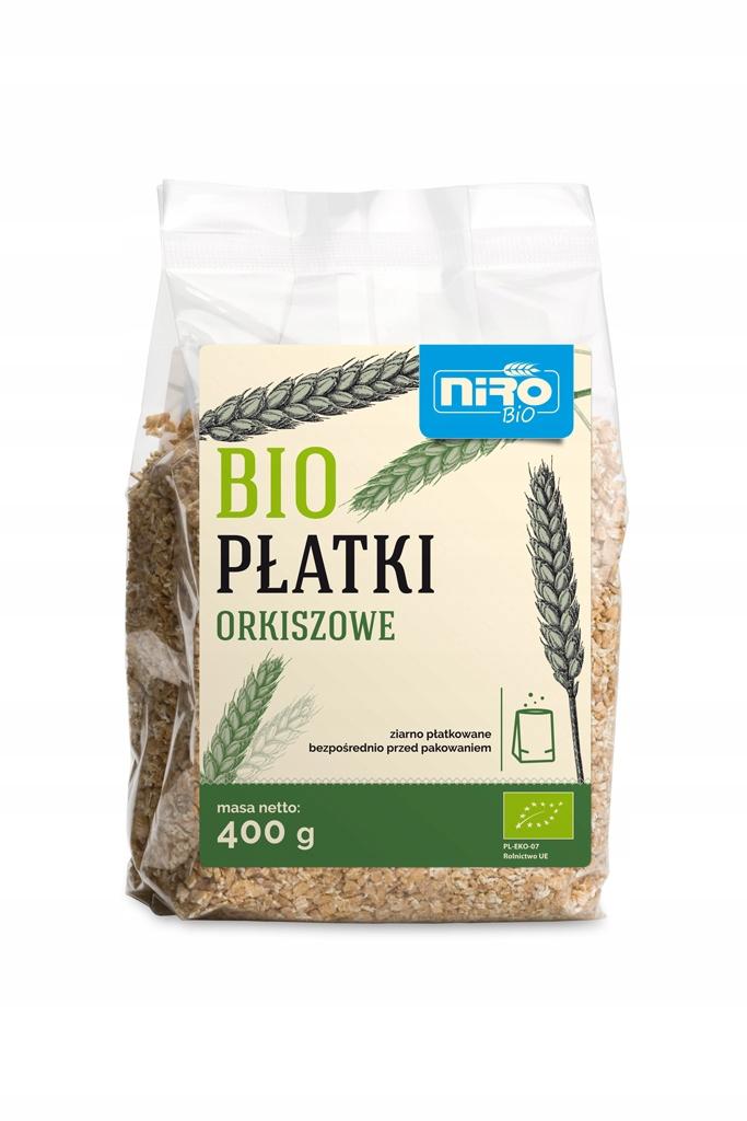 Купить Хлопья заклинания BIO 400G NIRO на Otpravka - цены и фото - доставка из Польши и стран Европы в Украину.