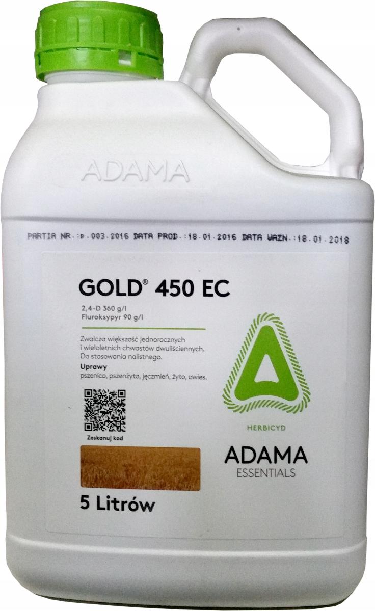 Золото 450 EC 5L