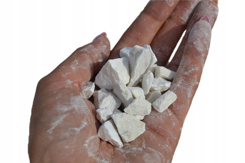 Grys śnieżno-biały marmurowy 8-16 mm Ogród, Kamień 9651537110 - Allegro.pl